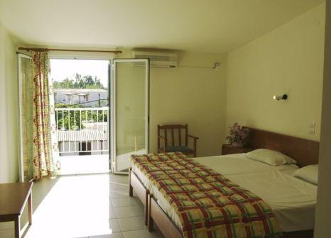 Hotelzimmer mit Tischtennis im Hotel Seabird
