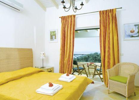Hotelzimmer mit Mountainbike im La Riviera Barbati Seaside Apartments & Villas