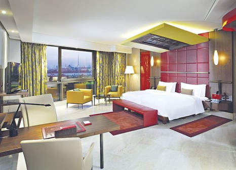 Hotelzimmer mit Yoga im Jumeirah Creekside Hotel