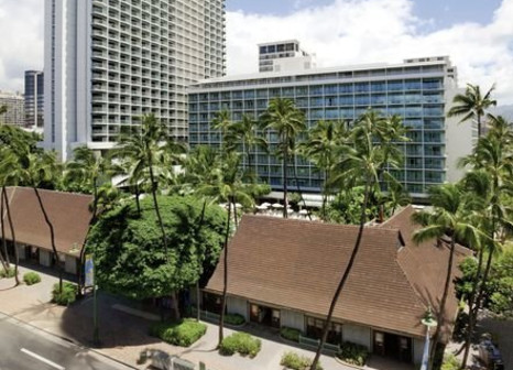 Hotel Sheraton Princess Kaiulani günstig bei weg.de buchen - Bild von FTI Touristik
