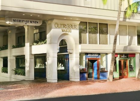 Hotel Outrigger Waikiki Beach Resort 1 Bewertungen - Bild von FTI Touristik