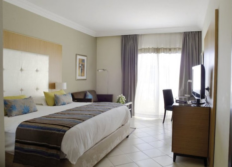 Hotelzimmer mit Volleyball im Royal Thalassa Monastir