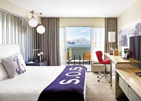 Hotelzimmer mit Aerobic im Hotel Zephyr