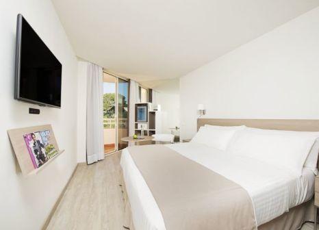 Hotelzimmer mit Tennis im Meliá Cala Galdana