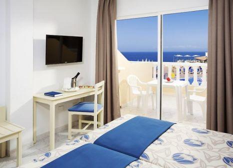 Hotelzimmer mit Tennis im Bahía Flamingo Hotel