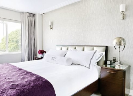 Hotelzimmer mit Golf im Shangri-La Santa Monica