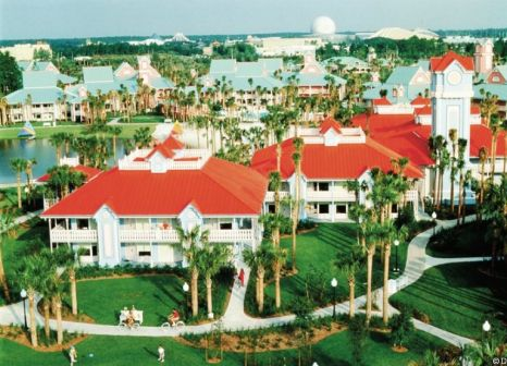 Hotel Disney's Caribbean Beach Resort in Florida - Bild von FTI Touristik