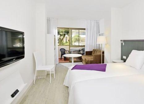 Hotelzimmer mit Mountainbike im Sol House Costa del Sol