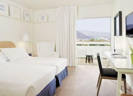 Hotelzimmer mit Mountainbike im H10 Big Sur