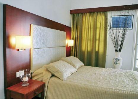 Hotelzimmer mit Spielplatz im Aegeon Hotel