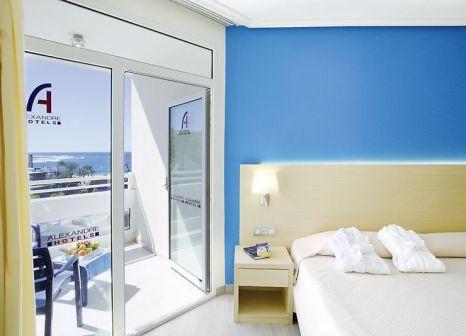 Hotelzimmer mit Fitness im Hotel Troya Tenerife
