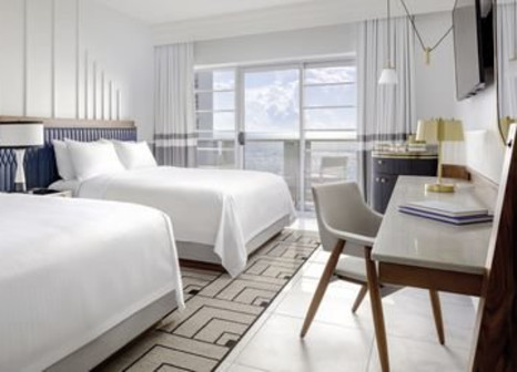 Hotelzimmer mit Tennis im Cadillac Hotel & Beach Club