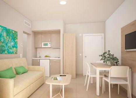Hotelzimmer mit Volleyball im HSM Club Torre Blanca