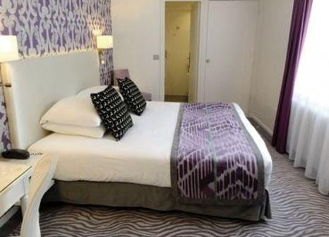Hotelzimmer mit Internetzugang im Hotel Victor Hugo Paris Kleber