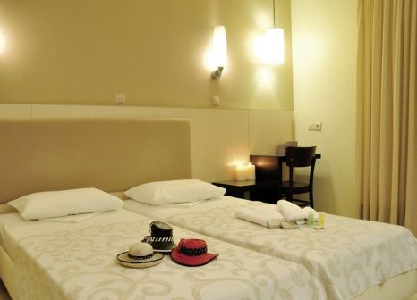 Hotelzimmer mit Kinderpool im Louloudis Boutique Hotel & Spa
