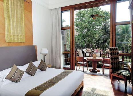 Hotelzimmer mit Mountainbike im Anantara Hua Hin Resort