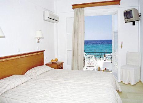 Hotelzimmer mit Restaurant im Hotel Olympia Beach