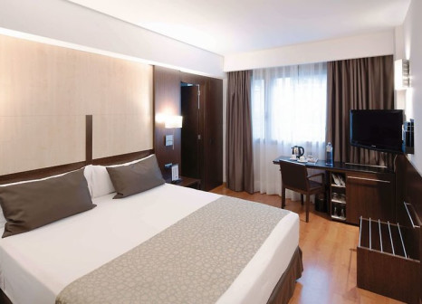 Hotelzimmer mit Clubs im Catalonia Sagrada Familia