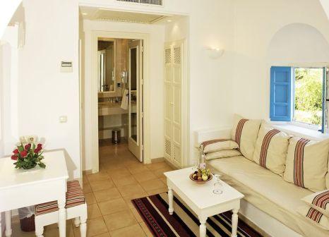 Hotelzimmer mit Volleyball im Royal Karthago