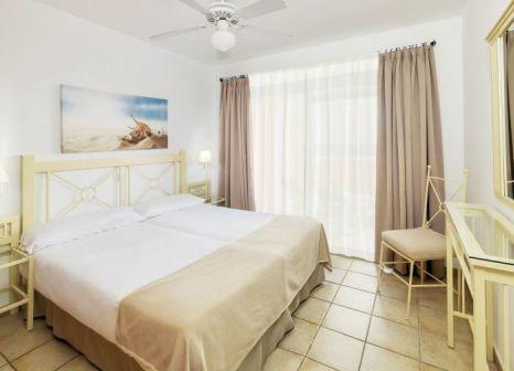 Hotelzimmer mit Tischtennis im Sol Sun Beach Apartamentos