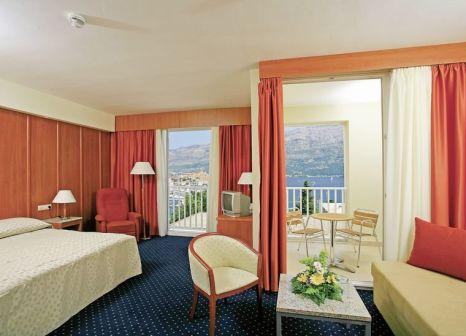 Hotelzimmer mit Minigolf im Marko Polo Hotel by Aminess
