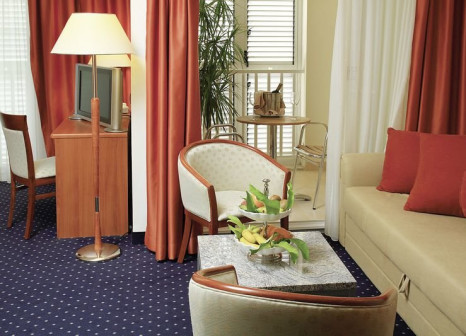 Hotelzimmer mit Fitness im Marko Polo Hotel by Aminess
