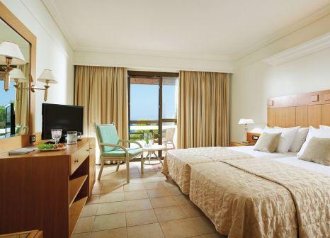 Hotelzimmer mit Mountainbike im Knossos Royal Beach Resort