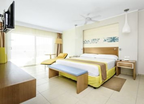 Hotelzimmer mit Volleyball im Dhawa Cayo Santa Maria