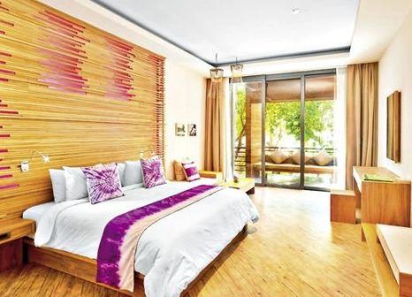 Hotelzimmer mit Fitness im Sai Kaew Beach Resort