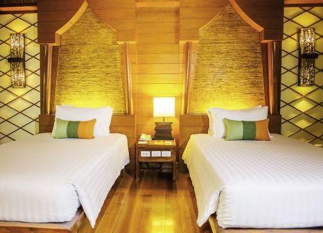 Hotelzimmer mit Volleyball im Centara Koh Chang Tropicana Resort