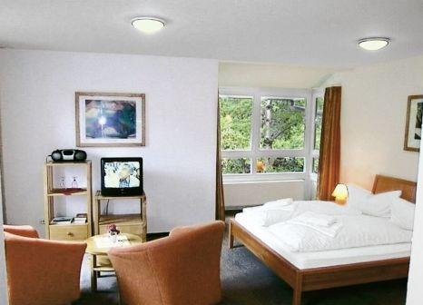 Hotelzimmer mit Fitness im Brockenblick