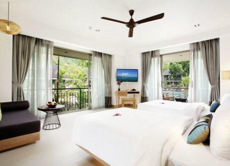 Hotelzimmer mit Tischtennis im Mandarava Resort & Spa