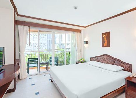 Hotelzimmer mit Tischtennis im Orchidacea Resort