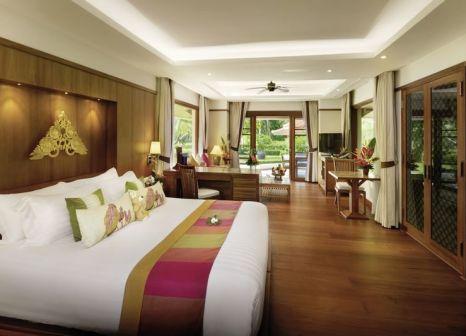 Hotelzimmer mit Yoga im Santiburi Koh Samui