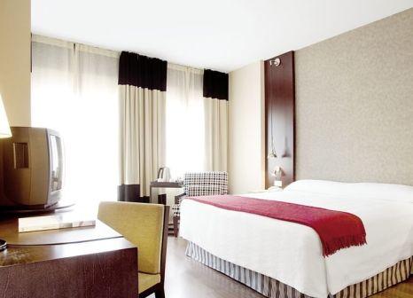 Hotelzimmer mit Aerobic im NH Barcelona Eixample