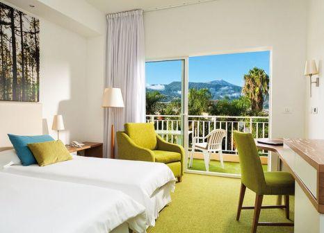 Hotelzimmer mit Tennis im Hotel Tigaiga