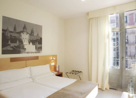 BCN Urban Hotels Gran Ducat 1 Bewertungen - Bild von FTI Touristik