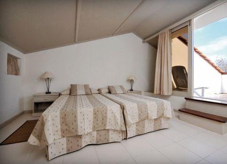Hotelzimmer mit Volleyball im Hotel Morabeza