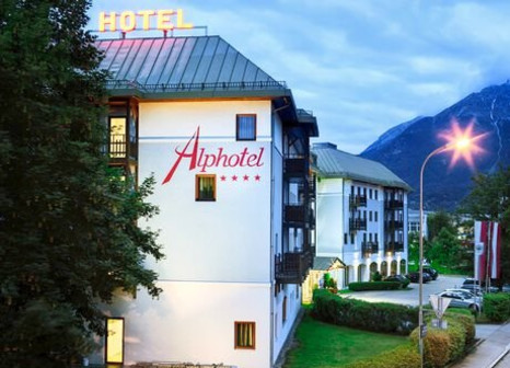 Alphotel Innsbruck günstig bei weg.de buchen - Bild von FTI Touristik