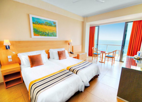 Hotelzimmer mit Fitness im The Preluna Hotel