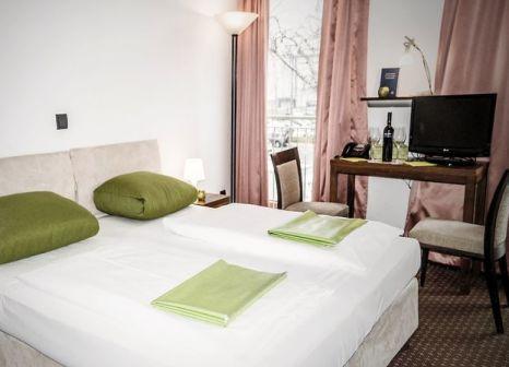 Hotelzimmer mit Aerobic im Hillinger