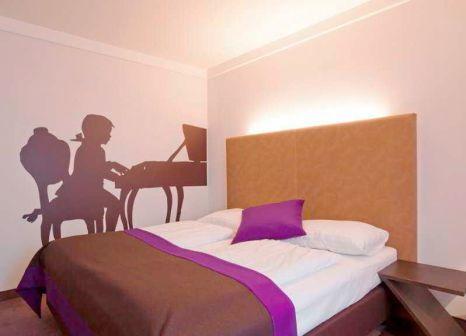 Hotelzimmer mit Restaurant im Der Salzburger Hof Hotel