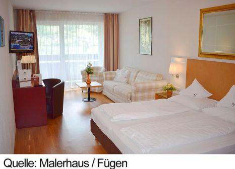 Hotelzimmer mit Fitness im Malerhaus