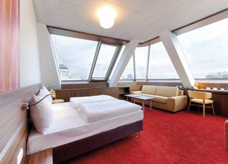 Hotelzimmer mit Klimaanlage im SIMM's Hotel