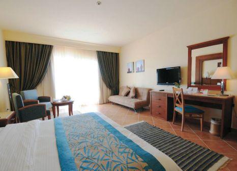 Hotelzimmer mit Volleyball im Charmillion Club Aqua Park
