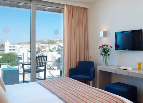 Hotelzimmer mit Wassersport im Kriti Beach Hotel