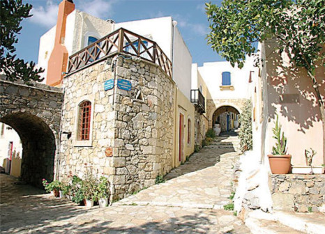 Hotel Arolithos Traditional Cretan Village in Kreta - Bild von FTI Touristik