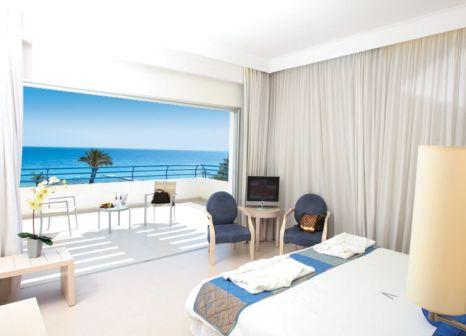 Hotelzimmer mit Volleyball im Vrissiana Beach Hotel
