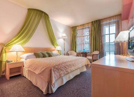 Hotelzimmer mit Massage im Hotel Hoffmeister