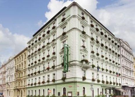 Green Garden Hotel in Prag und Umgebung - Bild von FTI Touristik